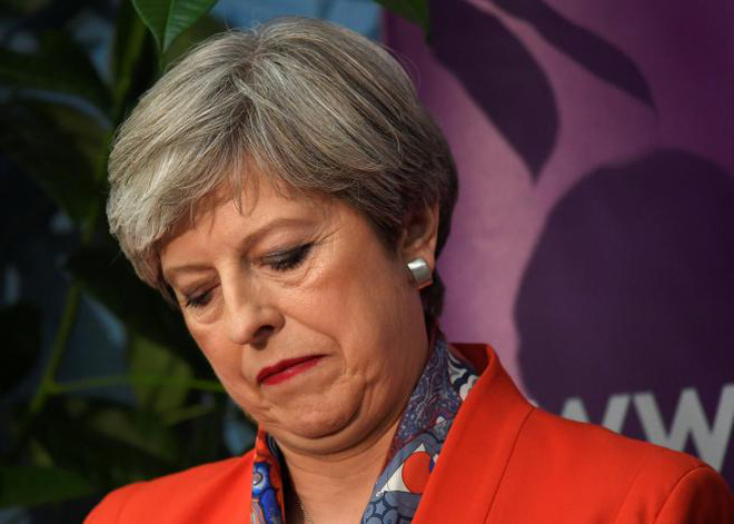 Đêm thảm họa của Thủ tướng Anh Theresa May