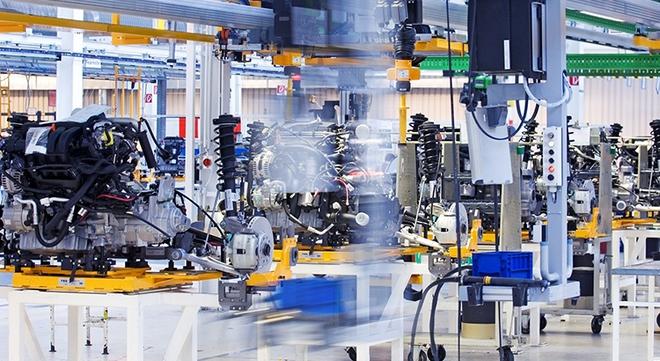 Máy móc tự động hóa, người lao động thất nghiệp