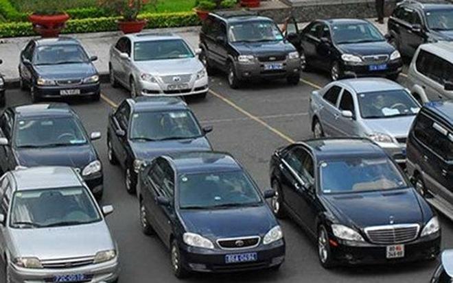 7.000 xe ô tô công dự kiến dôi dư, sẽ đem bán đấu giá?