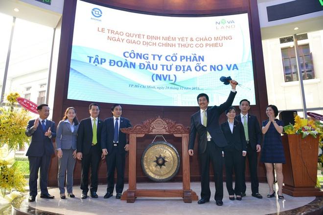Ông Bùi Thành Nhơn quyết định chi gần 1.400 tỷ đồng để mua 19,5 triệu cổ phiếu của Novaland