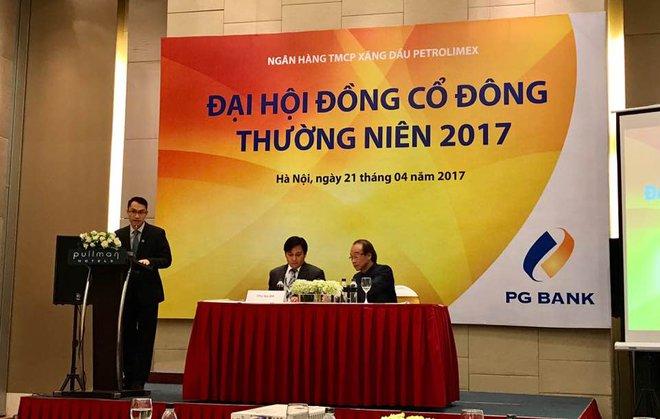ĐHCĐ PGBank: Cổ đông yêu cầu lãnh đạo ngân hàng phải có thái độ dứt khoát với VietinBank
