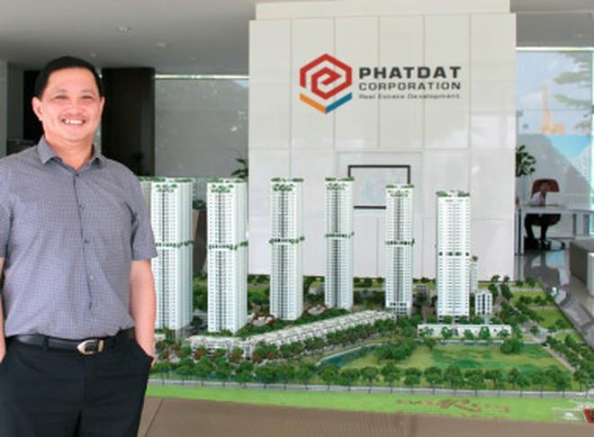 Bất động sản Phát Đạt (PDR): Lợi nhuận kế hoạch năm 2017 tăng 39%, trả cổ tức bằng cổ phiếu
