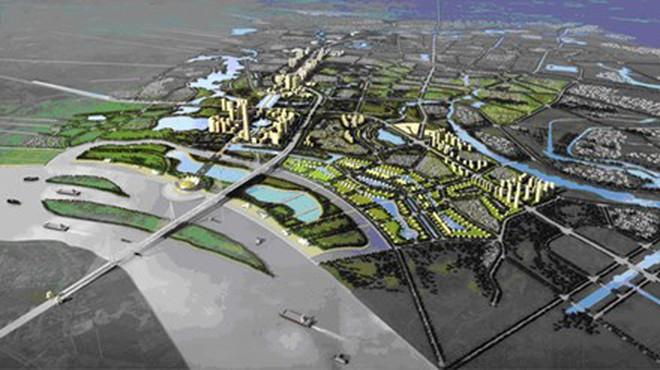 Chủ tịch Hà Nội trực tiếp chỉ đạo quy hoạch đô thị sông Hồng
