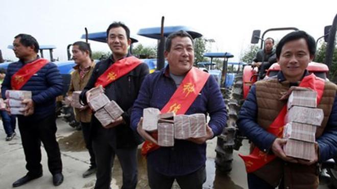Thưởng tết cao nhất ở Trung Quốc: 7 tỷ đồng