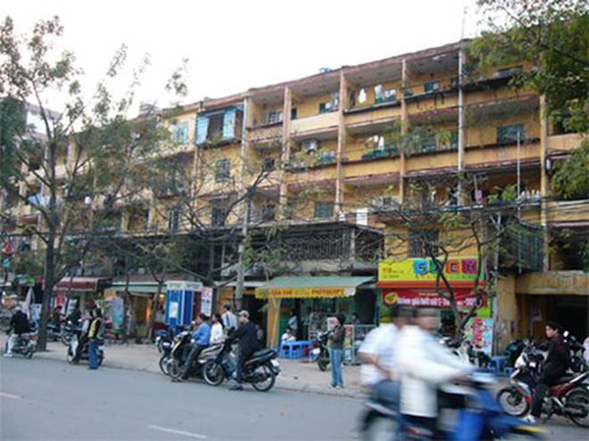 Hà Nội lập phương án cải tạo 19 khu chung cư cũ