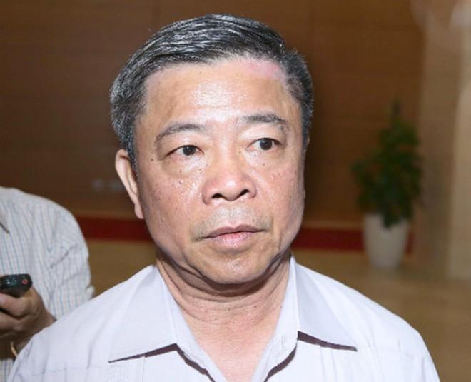 Xem xét cho thôi nhiệm vụ đại biểu Quốc hội đối với ông Võ Kim Cự
