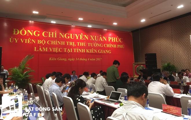 """Thủ tướng: """"Ước mơ phát triển Phú Quốc xứng tầm quốc tế, hoàn toàn có thể làm được"""""""