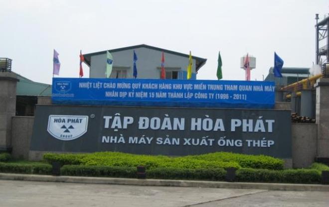 Tập đoàn Hòa Phát chốt quyền nhận cổ tức bằng cổ phiếu tỷ lệ 50%