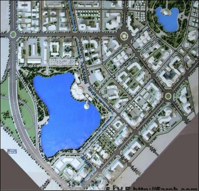 Hà Nội điều chỉnh giao đất Khu đô thị mới Cầu Giấy