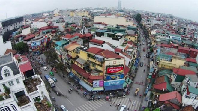 Đồ án quy hoạch khu phố cổ Hà Nội đang khiến hàng nghìn người dân quan tâm