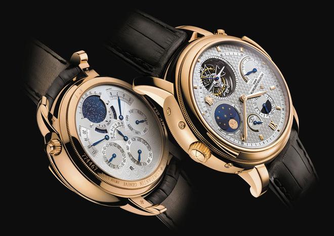Chiêm ngưỡng những siêu phẩm đồng hồ giá trên triệu đô của giới thượng lưu