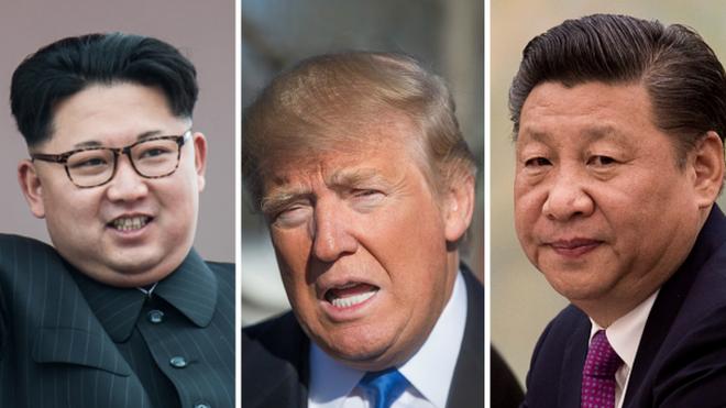 """Ông Trump không """"kết tội"""" Trung Quốc là vì vấn đề Triều Tiên?"""