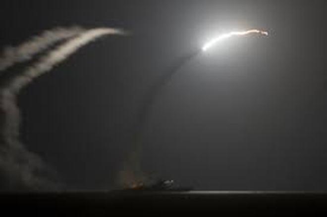 Mỹ phóng tên lửa vào căn cứ quân sự Syria, TTCK thế giới trừ Nhật đồng loạt giảm điểm trong khi vàng tăng thẳng đứng