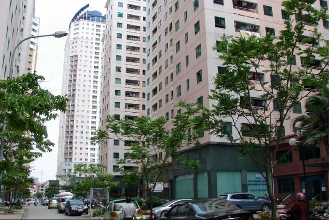 Hà Nội công bố khung giá dịch vụ nhà chung cư thấp nhất 700 đồng/m2/tháng