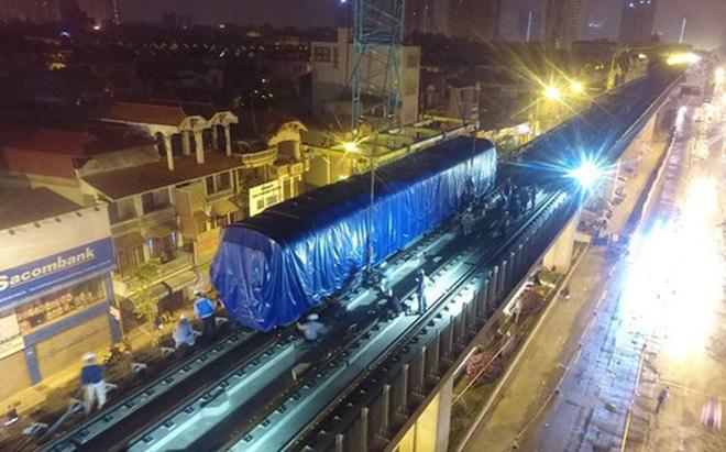 Vay thêm Trung Quốc hơn 250 triệu USD cho đường sắt Cát Linh - Hà Đông