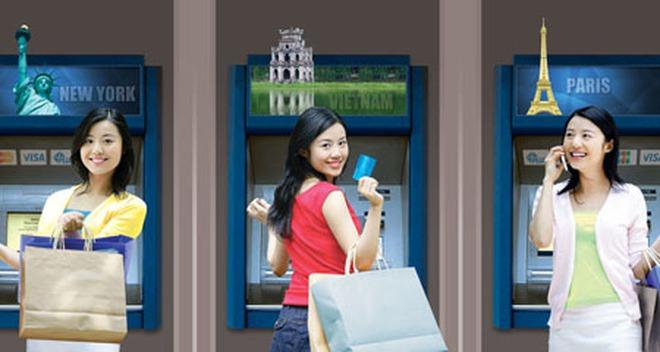 Sẽ tạm ngưng tất cả giao dịch thẻ của ngân hàng Sacombank trong 8 tiếng
