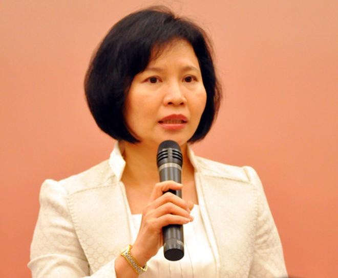 Luật sư nói gì về việc sở hữu cổ phiếu Bóng đèn Điện Quang của Thứ trưởng Hồ Thị Kim Thoa?