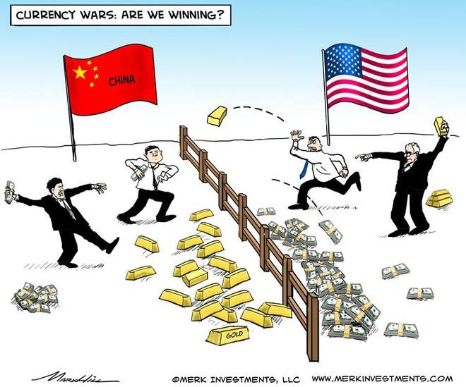 Với một câu hỏi, Donald Trump de dọa thổi bùng chiến tranh tiền tệ toàn cầu