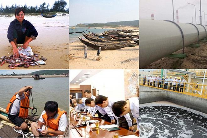 Sự cố cá chết không lọt vào 10 sự kiện tài nguyên môi trường