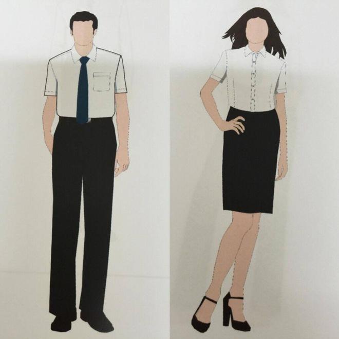 Quy định trang phục cho cán bộ Cục Hàng không Việt Nam
