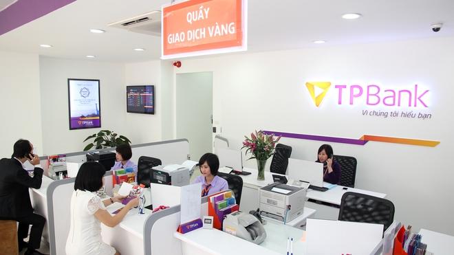 Năm 2016, TPBank báo lãi trước thuế 707 tỷ đồng