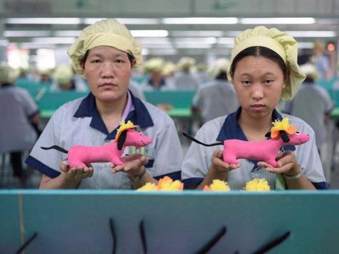 Trung Quốc vẫn là công xưởng của thế giới nhưng để phục vụ người Trung Quốc thay vì xuất khẩu