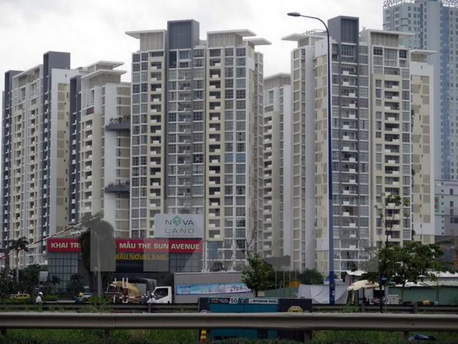 Tỷ trọng FDI vào bất động sản đứng thứ 2 các ngành kinh tế