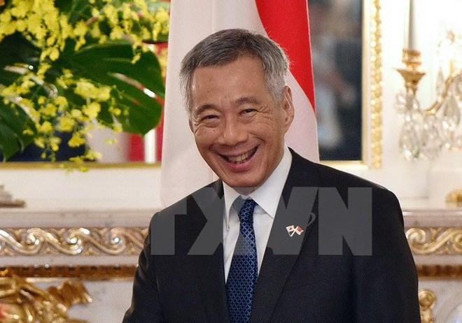 Thủ tướng Lý Hiển Long và Phu nhân bắt đầu thăm chính thức Việt Nam