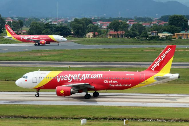 Dịp Valentine, Vietjet bán 500.000 vé máy bay đi quốc tế giá từ 5.000 đồng