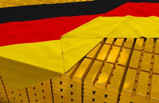Đức hồi hương 300 tấn vàng gửi ở Mỹ từ Chiến tranh Lạnh