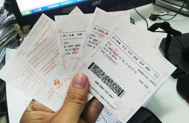 Lần thứ hai vé trúng Jackpot 43 tỷ đồng được bán tại Hà Nội