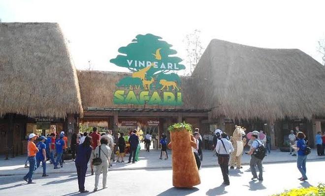 Công viên Safari: Xu hướng đầu tư mới của đại gia địa ốc
