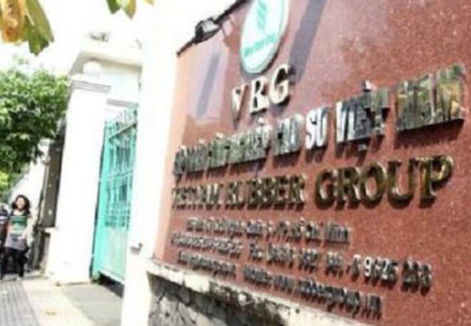 Đình chỉ chế độ ưu tiên với Tập đoàn công nghiệp cao su Việt Nam