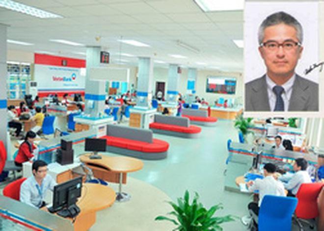 VietinBank thay Phó Tổng giám đốc người Nhật