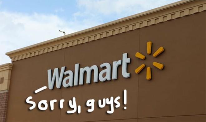 Giá trị vốn hóa của Amazon đã gấp 2 lần Walmart