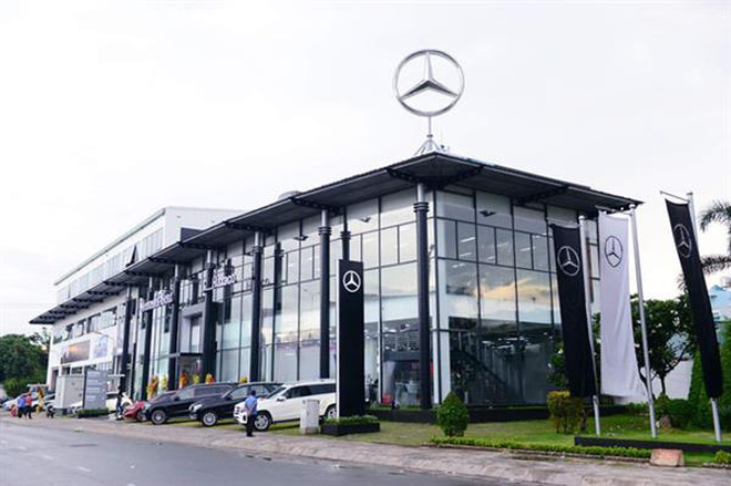 Vì sao Mercedes- Benz Việt Nam bị ấn định thuế hơn 100 tỷ đồng?