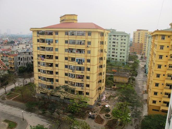 """Hết tháng 3/2017, Hà Nội phải cấp xong """"sổ đỏ"""" cho 173 tòa nhà tái định cư"""