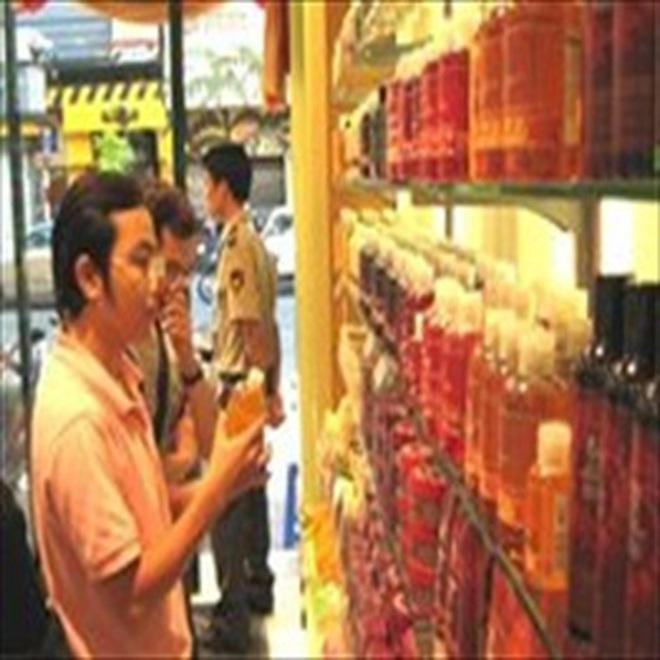 TPHCM: khai trương cửa hàng The Body Shop