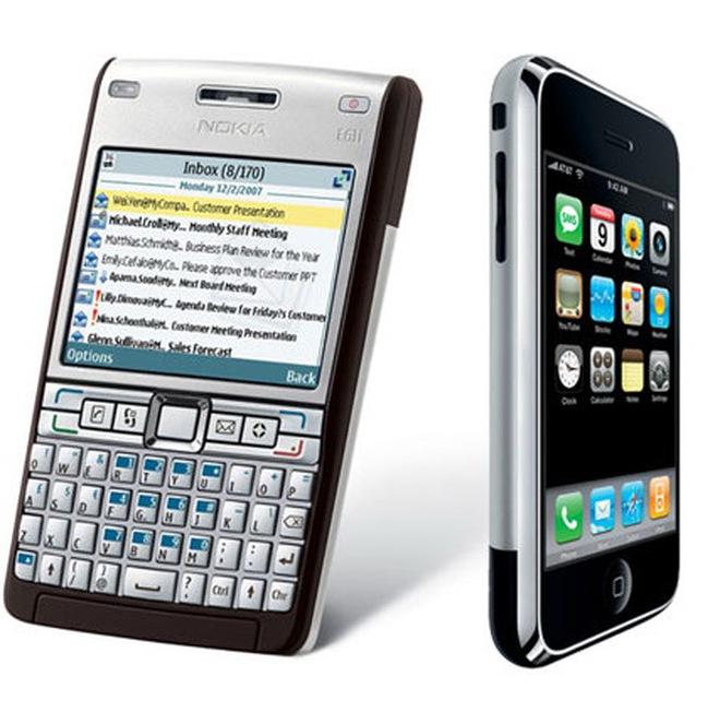 Nokia sẽ dùng phần mềm của Microsoft trên điện thoại thông minh