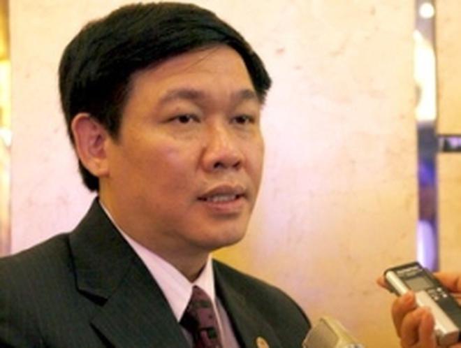 Tóm tắt tiểu sử Bộ trưởng Bộ Tài chính Vương Đình Huệ