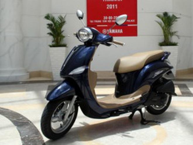 Tp.HCM: Đai lý nâng giá xe máy Noza Yamaha lên gần 30%