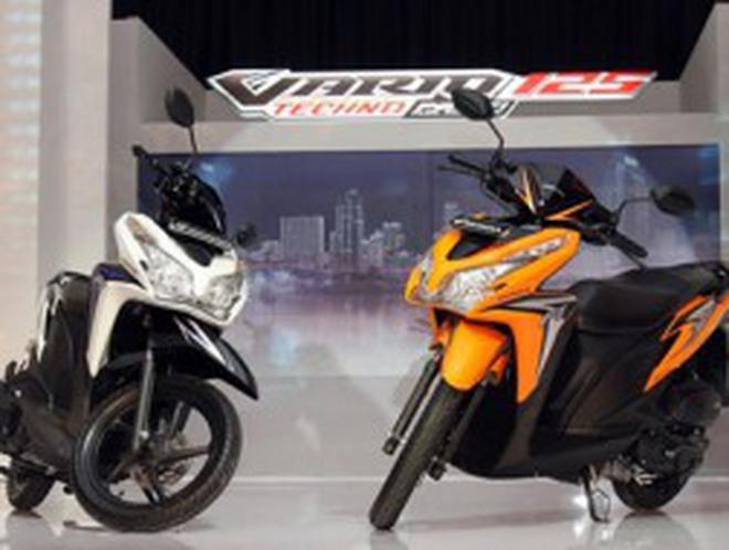 Ngày mai, Honda Click 125i sẽ ra mắt tại VN