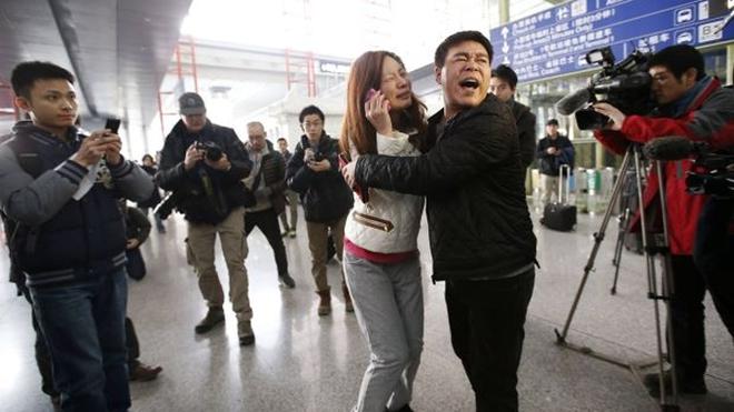 Bộ GTVT thông tin về vụ máy bay Malaysia bị mất tích