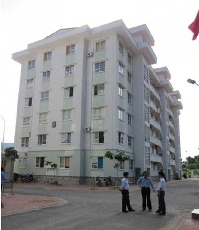 Lào Cai: Căn hộ thu nhập thấp giá 5 triệu đồng/m2