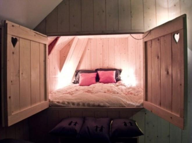 38 thiết kế giường ngủ siêu tiết kiệm diện tích