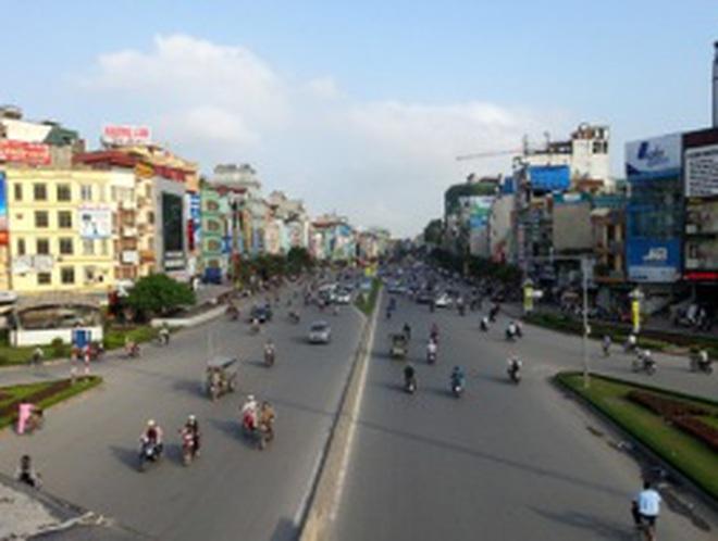 2.500 tỷ đồng mở rộng 2 km đường Trường Chinh