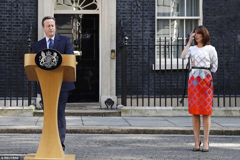 Dấu ấn cựu Thủ tướng Anh David Cameron