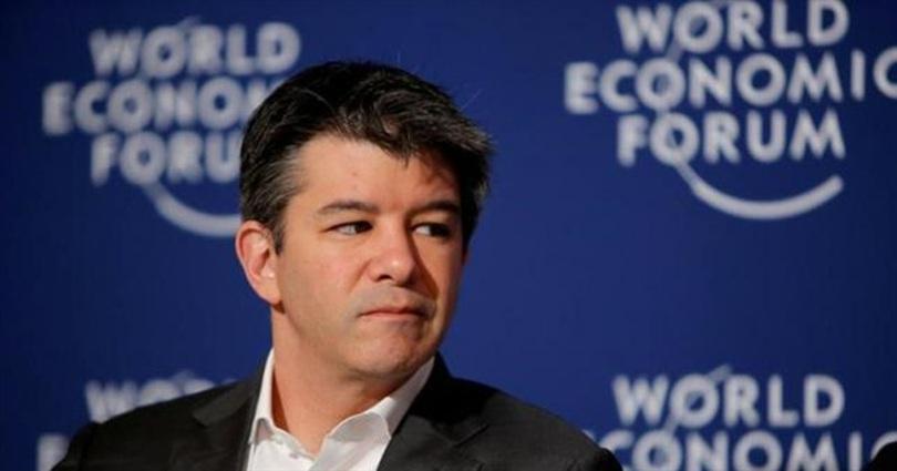 Tiết lộ những giờ cuối cùng trên ghế CEO Uber của Travis Kalanick