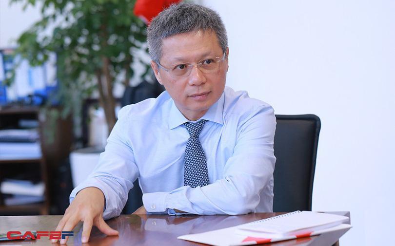 CEO Techcombank: Trồng cây ăn quả phải mất 3-10 năm, thành quả của chúng tôi hôm nay đã được chuẩn bị từ 3-4 năm trước
