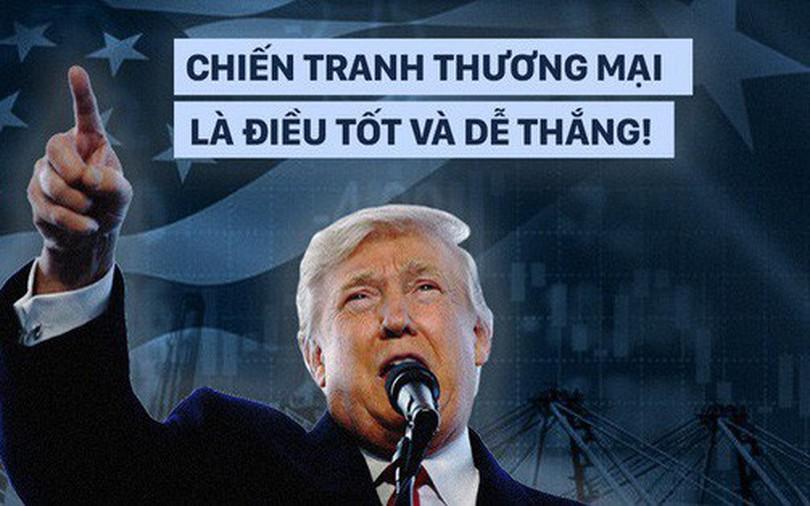 """Cuộc chiến kép của ông Trump nhằm """"hạ gục"""" Trung Quốc: Hồi gay cấn còn ở phía trước"""
